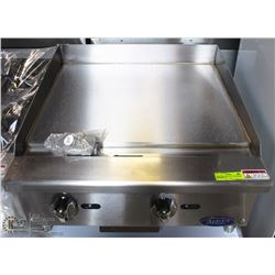 ME#6,MRE) HEAVY DUTY COUNTER TOP GRIDDLE,