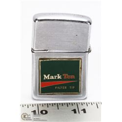 MARK 10 WINDPROOF CIGARETTE LIGHTER