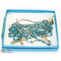 PAIR OF VINTAGE ROSARIES - OUT OF THE ESTATE