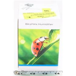 1) ESSENTIAL OILS BEATLE HUMIDIFIER FOR PERSONAL