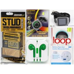 NEW ELECTRONICS AND STORE OVERSTOCKS