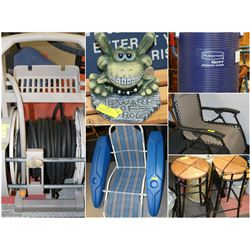 FEATURED OUTDOOR FURNITURE AND DECOR