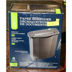 CASEMATE PAPER SHREDDER