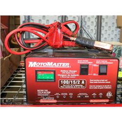 MOTOMASTER BOOSTER / CHARGER 100 / 15 / 2 AMPS