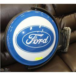 FORD AUTOMOTIVE MOTORIZED ROTATING