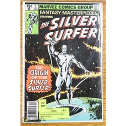 SILVER SURFER ESTATE COMIC -- FIRST EDITION