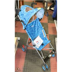UMBRELLA STROLLER ON CHOICE:BLUE