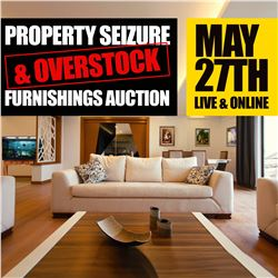 REGISTER FOR THE ONLINE ONLY CLOTHING AUCTION THAT