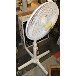 "HOLMES STAND UP FAN 38"" TALL"