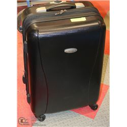 SAMSONITE HARD COVER SUITCASE W/ 360