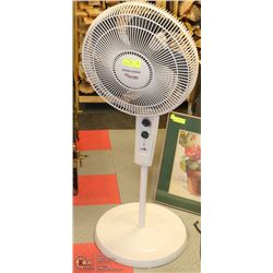 BLACK AND DECKER  SILENT FORCE PEDESTAL  FAN