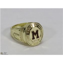 STANLEY CUP MONTREAL MAROONS  REPLICA  RING