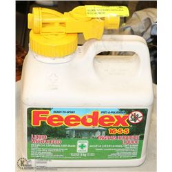 FEEDEX 16-5-5 LAWN FERTILIZER WITH 24D WEED