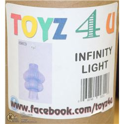 2 NEW TOYZ 44 INFINITY LIGHT DIFFERENT COLORS AND