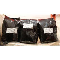LOT OF 3-5LBS BAGS OF COSTA RICA MEDIUM ROAST