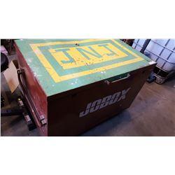 JOBOX MODEL 656990 R1 WITH HEAVY DUTY CASTORS