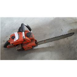 REMINGTON CHAINSAW AND TWO JERRY CANS