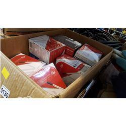 BOX OF EVAPE CIGARETTES