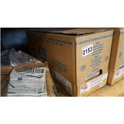 CASE OF EXTERIOR SCREWS 1 1/2 INCHES 20 X 100 PCS