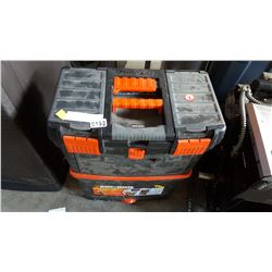 BLACK AND DECKER WORKMATE ROLLING TOOLCASE