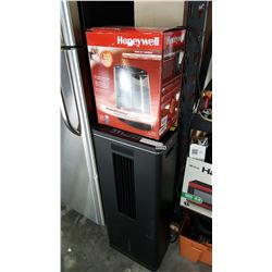 HONEYWELL HUMIDIFIER AND TOWER HEATER FAN WITH MIST