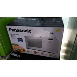 WHITE PANASONIC 1100W MICROWAVE