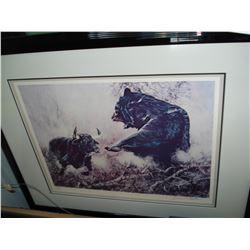 LEP BEAR AND BULL