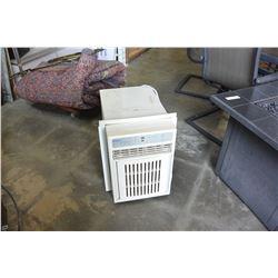 HAIER 10000 BTU AIR CONDITIONER WINDOW MOUNT