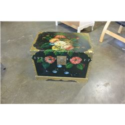 PAINTED TRUNK