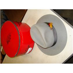 SMITHBUILT HAT WITH STETSON BOX