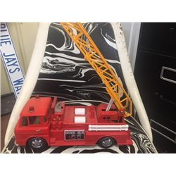 1960S TOYOTA FIRETRUCK TOY