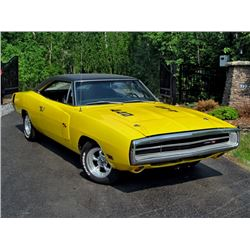 1970 DODGE CHARGER RT 440 4 SPEED PISTOL GRIP