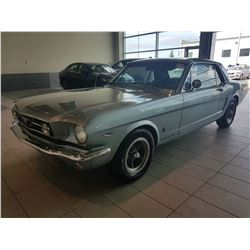 1965 FORD MUSTANG GT FACTORY AC STUNNING PONY CAR