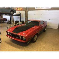 1973 FORD MUSTANG MACH I