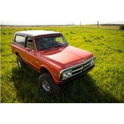 1972 GMC JIMMY 4X4 4 SPEED BIG BLOCK 427