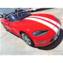 1994 DODGE VIPER RT 10 ROADSTER STUNNING
