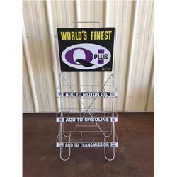 OIL STORAGE STAND Q PLUS WORLDS FINEST