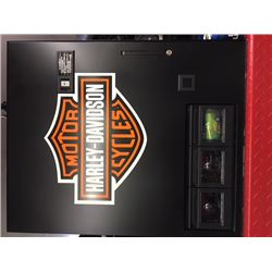 NO RESERVE! HARLEY DAVIDSON WALL MOUNT VENDING MACHINE