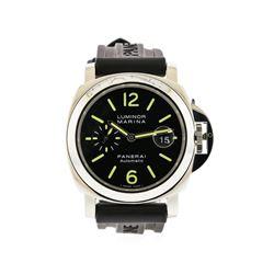 Panerai Stainless Steel Luminor Marina Watch