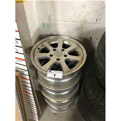 4 GM RIMS 5X 4 3/4 16X8INCH