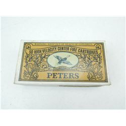 PETERS 25 AUTO AMMO