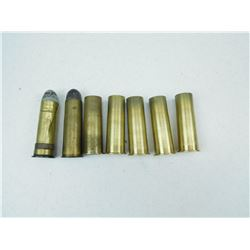 ASSORTED 577 SNIDER AMMO/BRASS