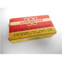 WINCHESTER 32 S&W AMMO