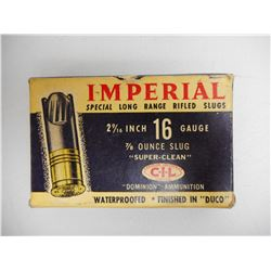 "DOMINION CANUCK 16 GA 2 3/4"" AMMO"