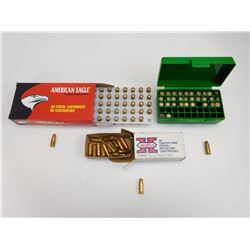 ASSORTED 25 AUTO AMMO