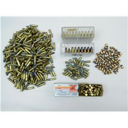 ASSORTED 22 & 6MM AMMO