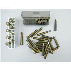 ASSORTED 30/32/33 CAL AMMO