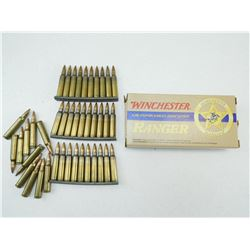 ASSORTED 223 REM AMMO