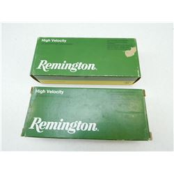 REMINGTON 222 REM MAG AMMO