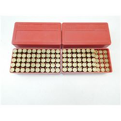 ASSORTED 45 AUTO AMMO/RELOADS